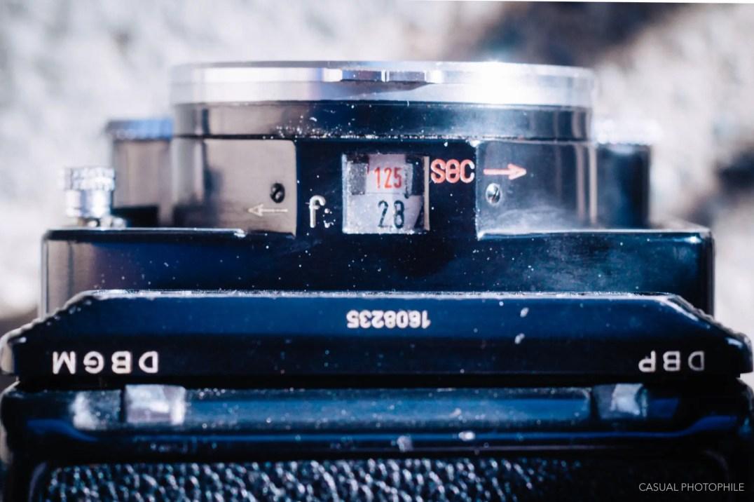 Rolleiflex 2.8D camera Review-3