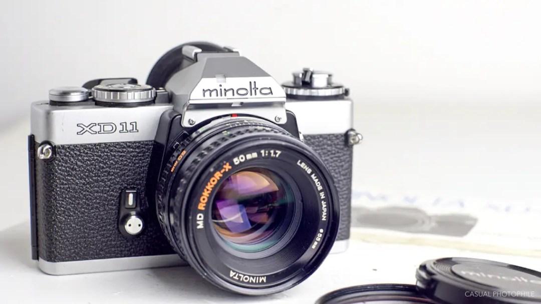 Desert Island Cameras No. 03 – Minolta Edition – Casual Photophile