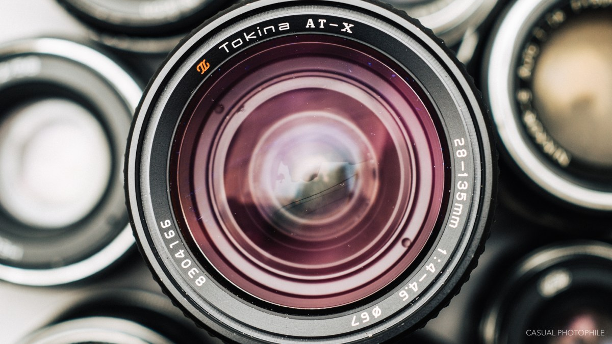 Five Reasons Vintage Zoom Lenses Aren't Terrible