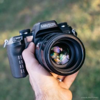 minolta a7 100mm macro lens product photos-2