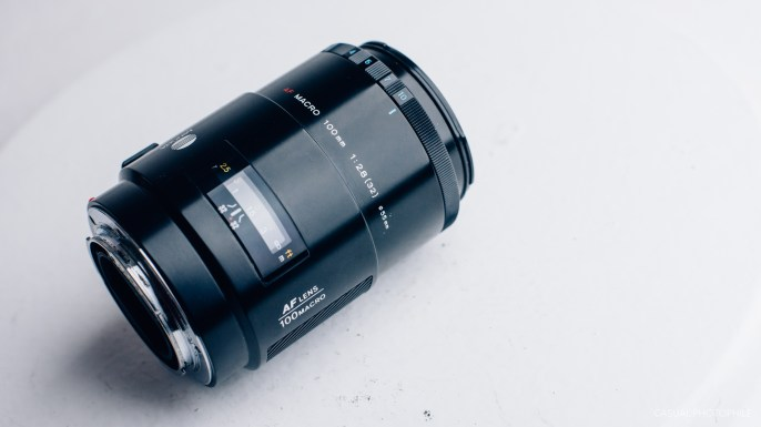 minolta a7 100mm macro lens product photos-8