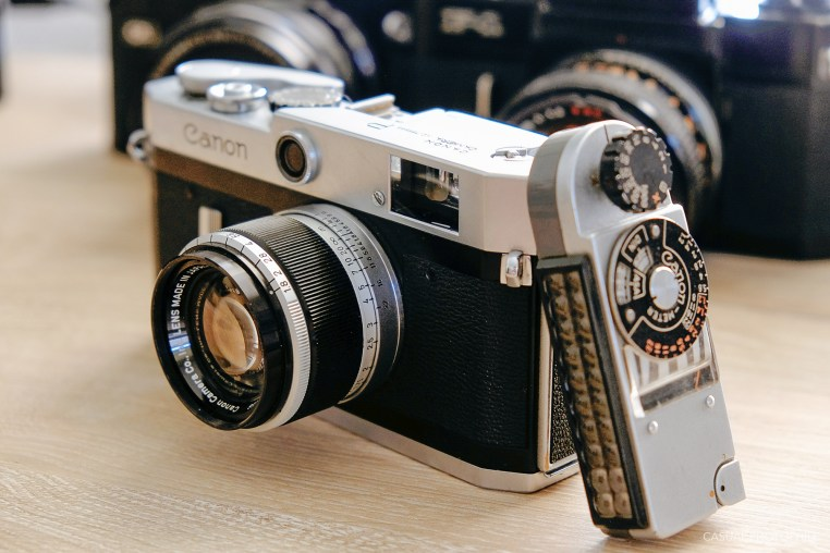 canon P camera review 35mm film rangefinder-2