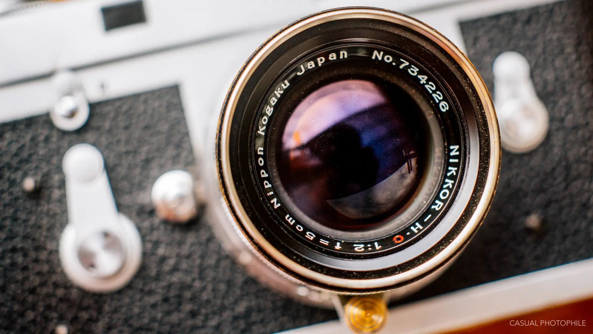 Nikon Nikkor H C 50mm F/2 LTM Lens Review - A Leica