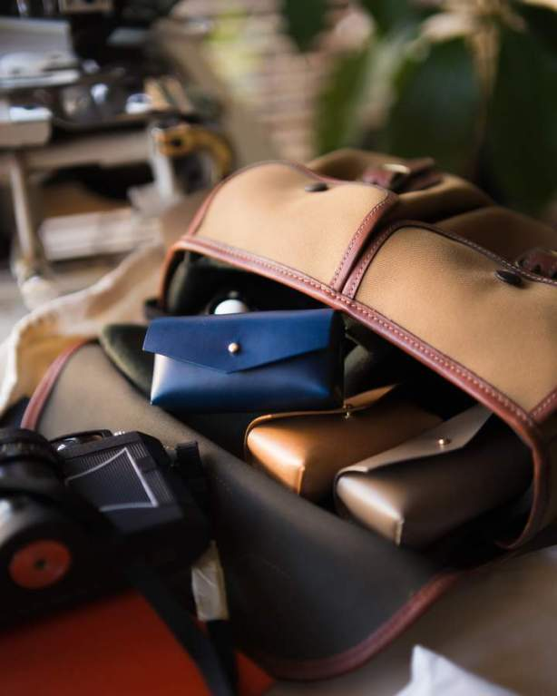 JCH film cases leather