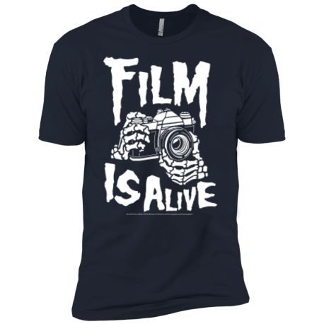 film is alive shirt
