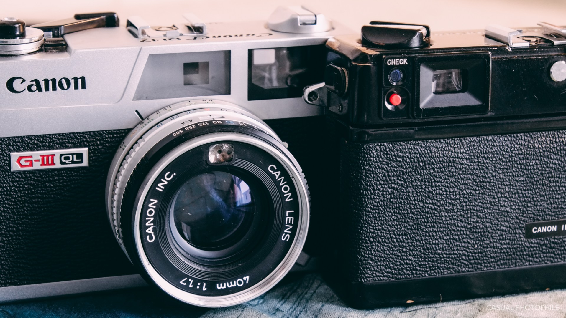 Canon's Canonet Rangefinder Does the Impossible - A Canon