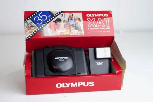 olympus XA 1