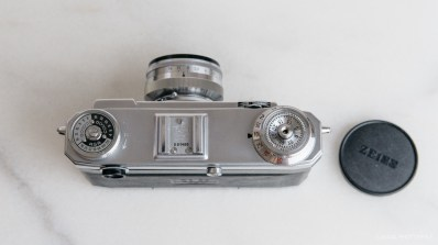 Contax II a product photos review-16