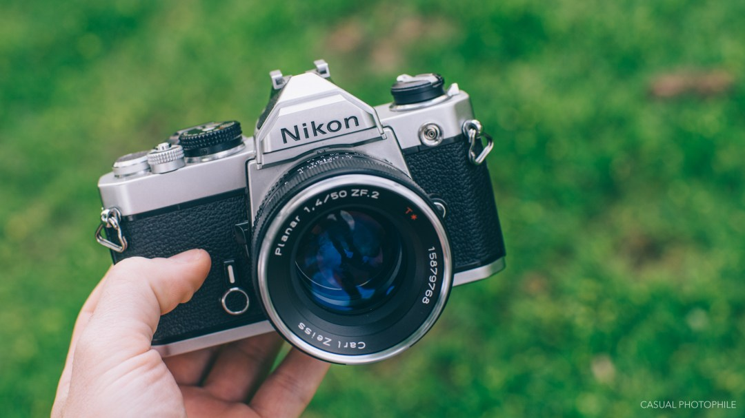 The Nikon FM is All the 35mm Film Camera You Really Need