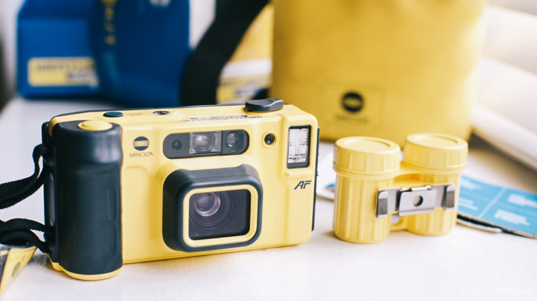 These are the Best Beach Cameras Just in Time for Summer