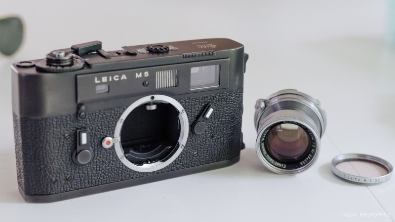 Leica M5 Review Product Photos-8