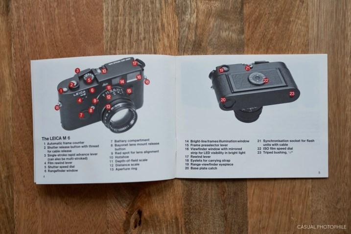 Leica M6 Classic Unboxing-12