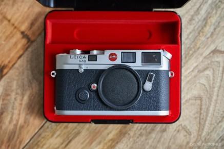 Leica M6 Classic Unboxing-2