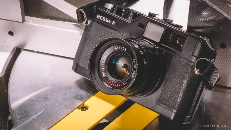Voigtländer Ultron 35mm f/1.7