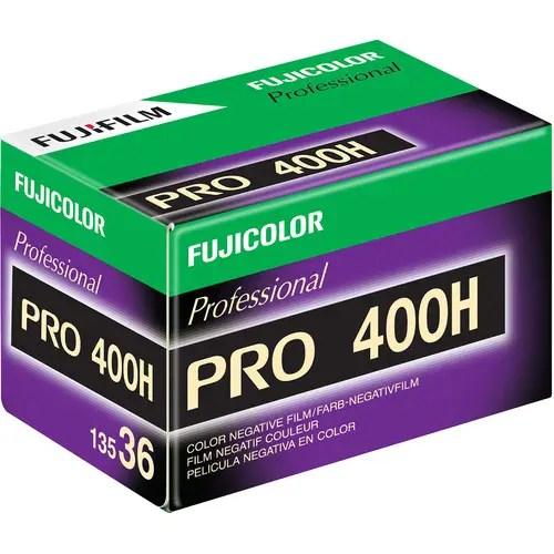 fuji pro 400h in 35mm