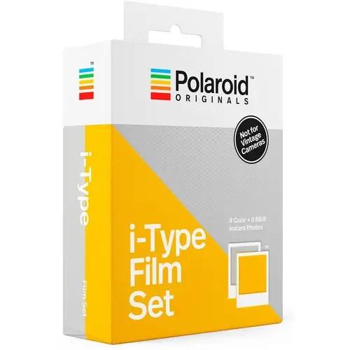 polaroid originals i type film