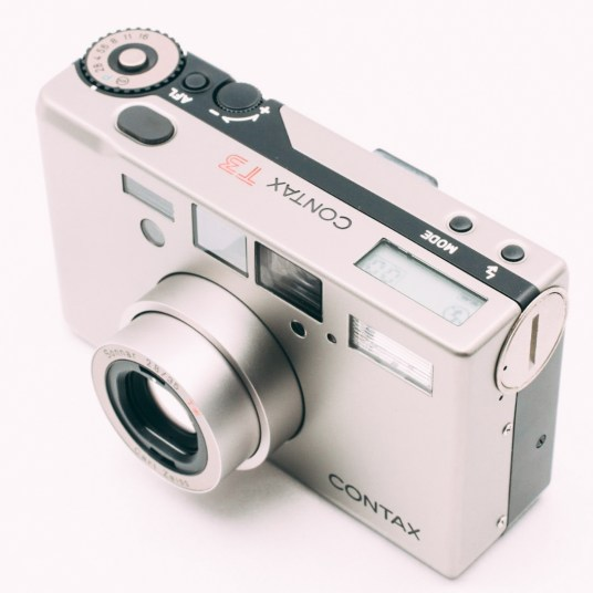 contax T guide t2 t3 tvs-3