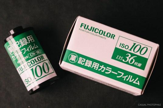 fujifilm fujicolor industrial 100 film canister-1