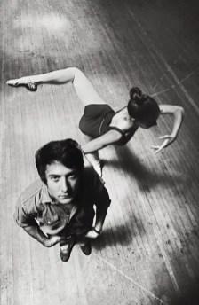 USA. NYC. American actor Dustin HOFFMAN. 1974. Ara Güler / Magnum Photos