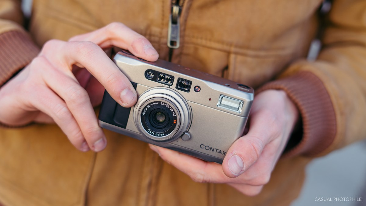 The Contax TVS is the Best Contax Compact to Buy Right Now