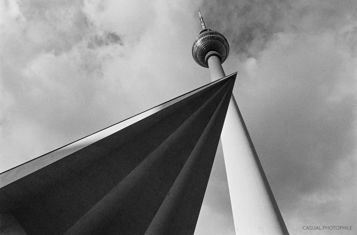 Shooting Berlin with Lomography's Berlin Kino 400 Black-and-White Film