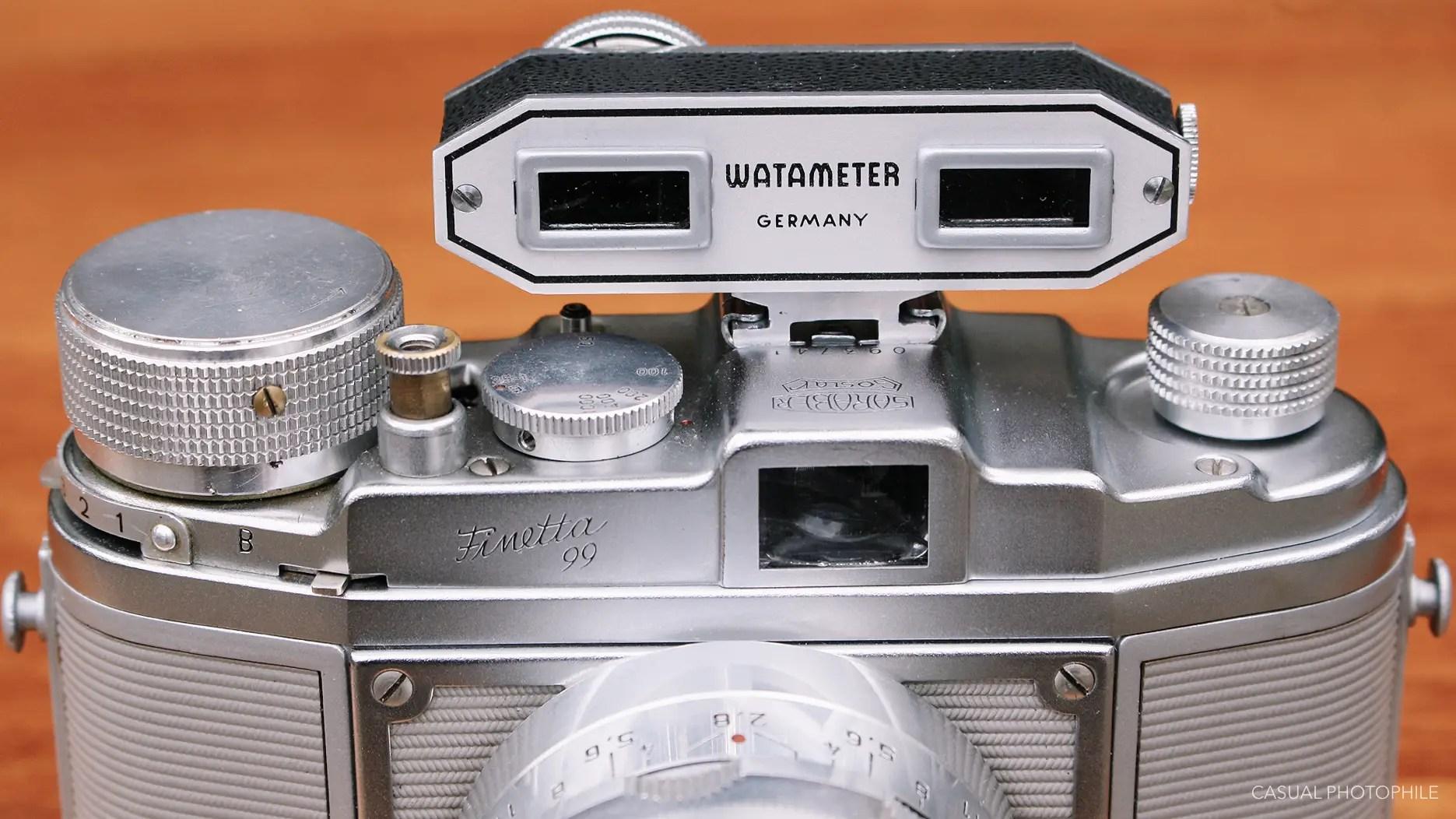 Zeiss 50mm F/1 5 Sonnar versus F/2 Planar - a Film Shooter's