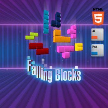 Tetris assets
