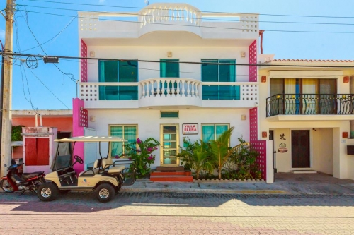 Isla Mujeres poble - booking