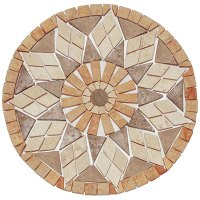 Interceramic Palazzi Medallions Tile & Stone Colors