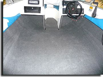 Interior Boat Carpet Replacing The On Your Power