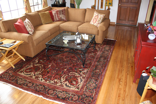 how to choose rug size for living room tips decorate an oriental catalina in 2 copy