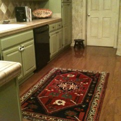 Kitchen Runner Rugs Chef Appliances 6 Places To Decorate With Catalina Rug Using Different Size Of On