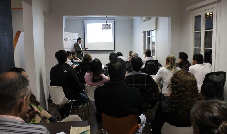 Charla de Coaching para Emprendedores