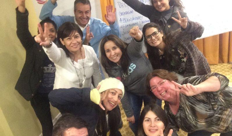 Nuevo inicio de formación 2017 en Chile