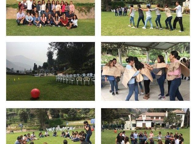 Jornada de integración y facilitación experiencial