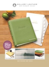 Our Direct Mail Client: Gallery Leather