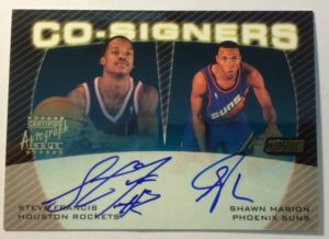1999-00-stadium-club-co-signers-cs16-steve-francis-shawn-marion-front