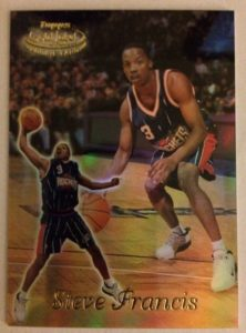 1999-00-topps-gold-label-class-1-87-steve-francis-front