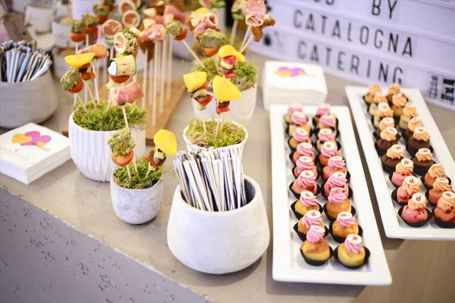 FINGERFOODCATERING  CATALOGNA COLOGNE CATERING KLN