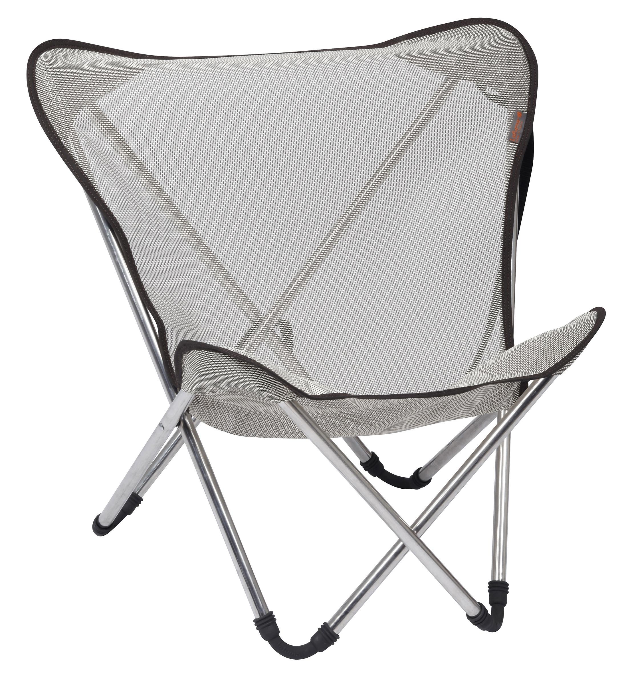 lafuma pop up chair space saver kitchen table and chairs foto mesa plegable easy camp calais blanco 554090