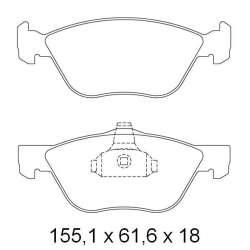 Fiat Strada (Transmissão, Junta Homocinética, Kit de