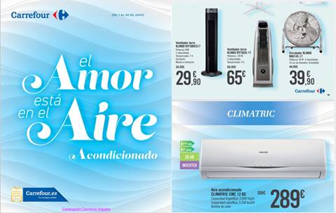 Aires portatiles carrefour stunning black friday for Piscinas portatiles carrefour