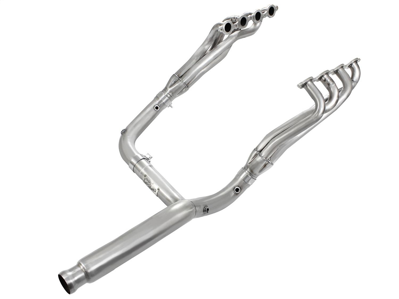 AFE Filters 48-44005-YN Race Series Twisted Steel Long