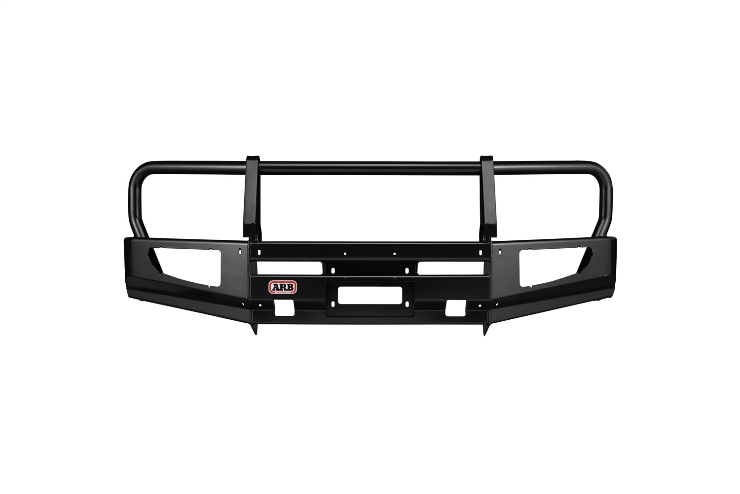 Arb 4x4 Accessories Front Deluxe Bull Bar Winch