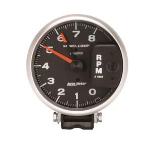 AutoMeter 3980 SportComp Monster Tachometer