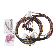 Auto Gauge Wiring Diagram Two Gang Light Switch Meter 2198 Wire Harness Ebay