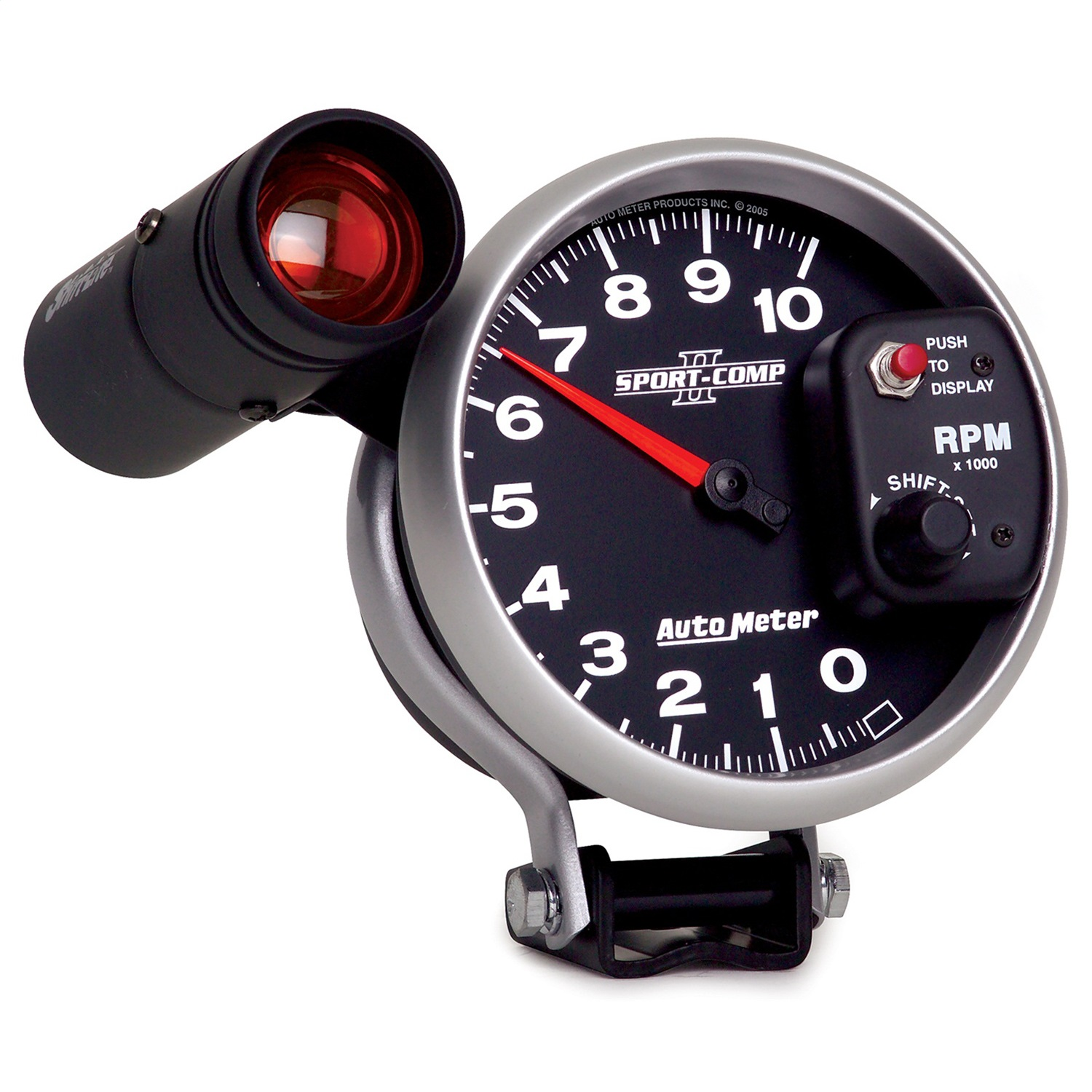 autometer sport comp tach wiring diagram electron transport chain simple find 3699 ii shift lite tachometer