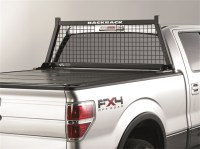 NEW Backrack Safety Rack Frame Truck Cab Protector ...
