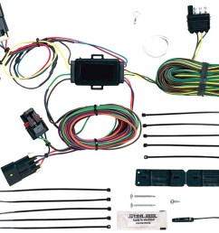 blue ox bx88278 ez light wiring harness kit fits 05 11 cobalt hhr ez light wiring harness kit 4 way flat  [ 1500 x 1125 Pixel ]