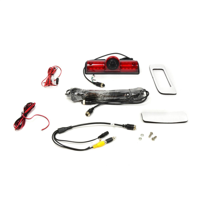 Brandmotion 9002-7608 Back Up Camera Fits 12-18 NV1500